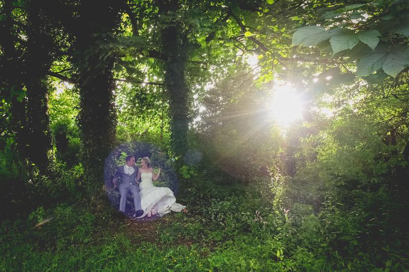 wedding at Beaconside House, North Devon