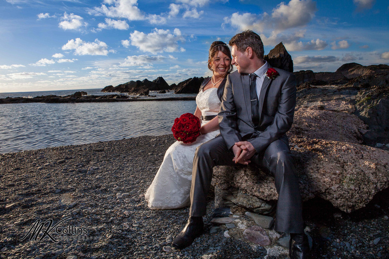 MK Collins Photography, North Devon Wedding Photographer