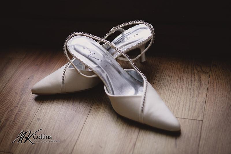 Ocean Kave wedding shoes