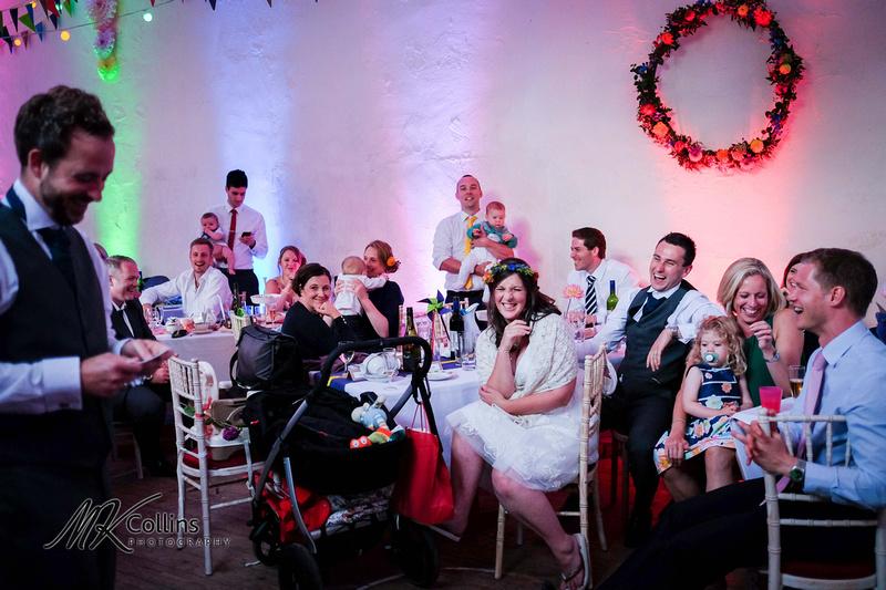 Wedding at Buckland House, Buckland Filliegh