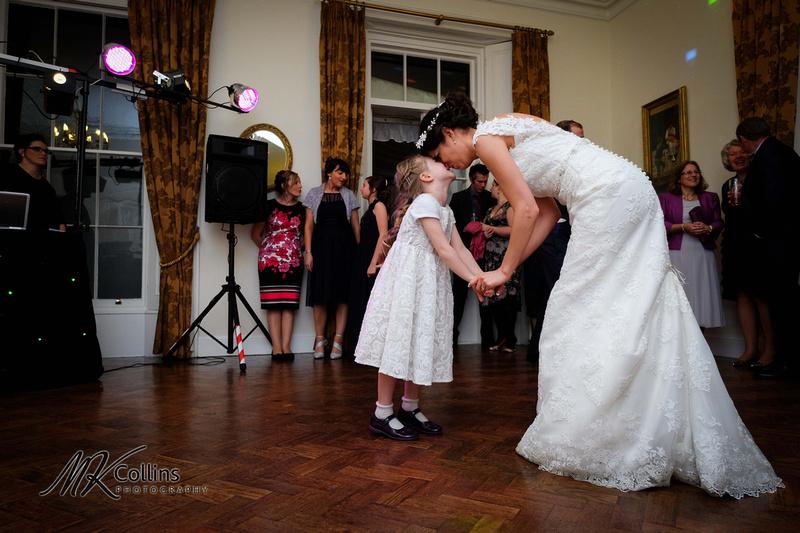 Wedding at Hallsannery, North Devon