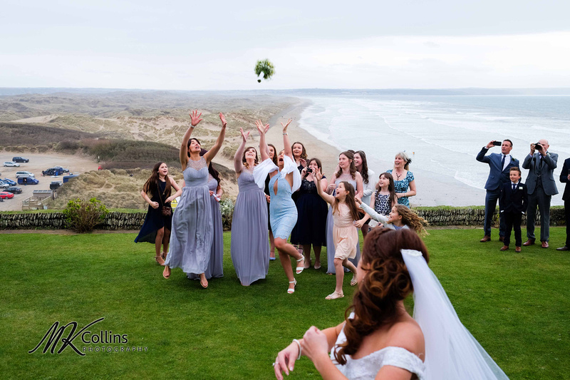 Saunton sands hotel wedding