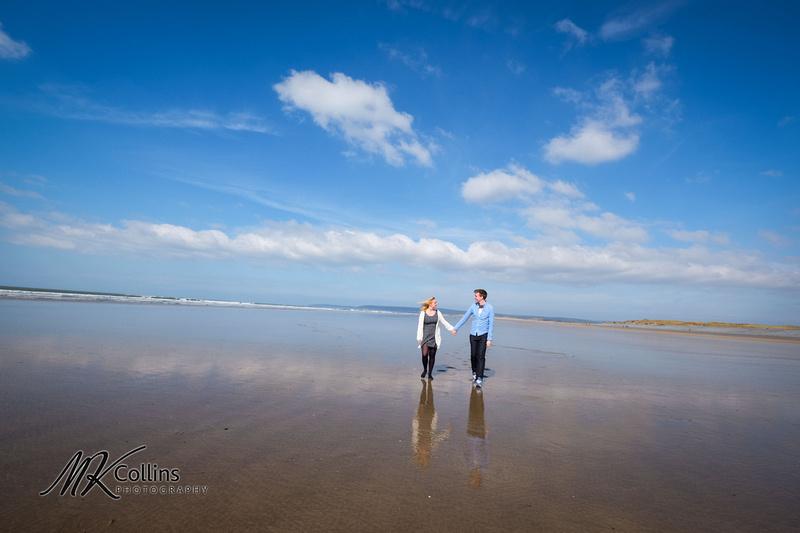 Pre wedding shoot Westward Ho! beach