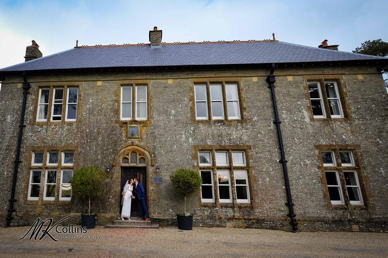 Wedding at Kentsibury Grange, North Devon