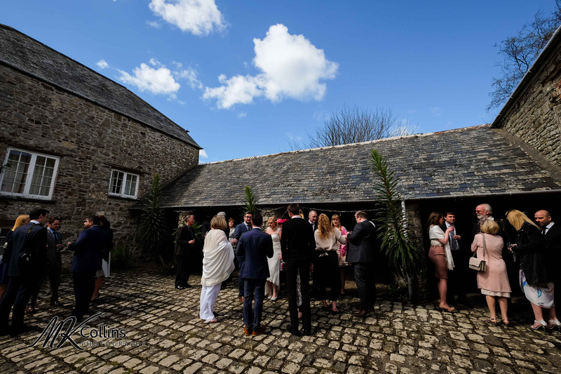 Ash Barton Estate wedding