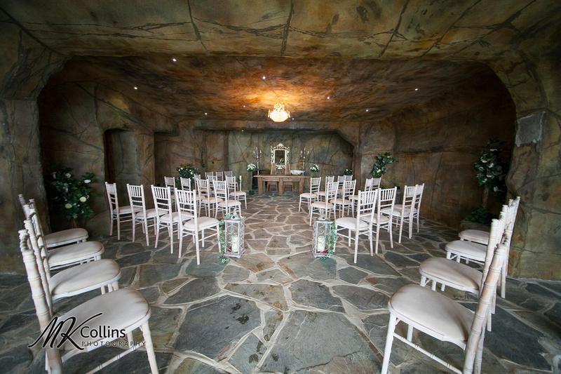 Ocean Kave wedding, north devon wedding venue