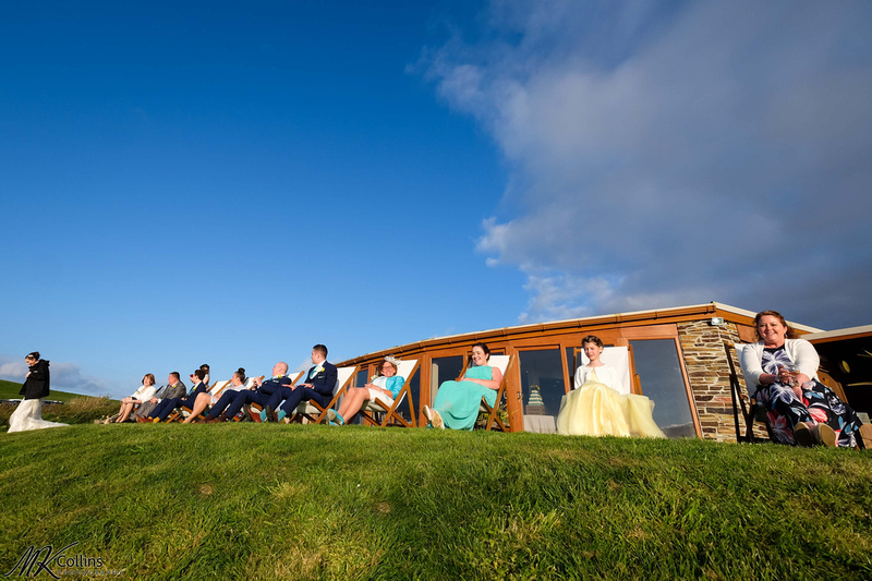 Ocean Kave wedding in Devon
