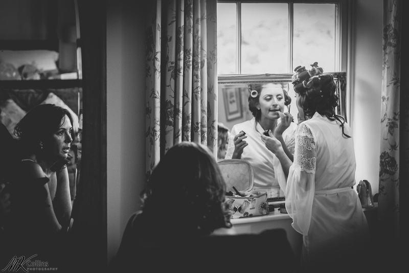 North devon weddings in 2017 shot by MK Collins Photography