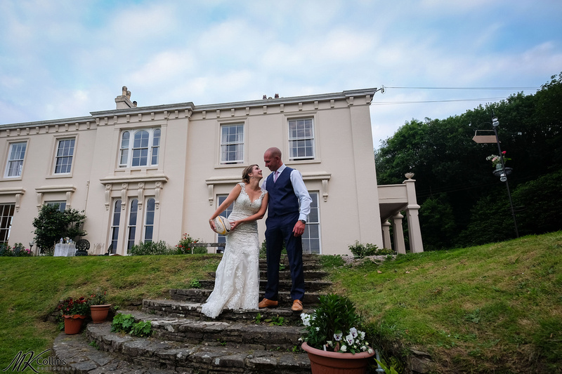 Hallsannery wedding Norh Devon