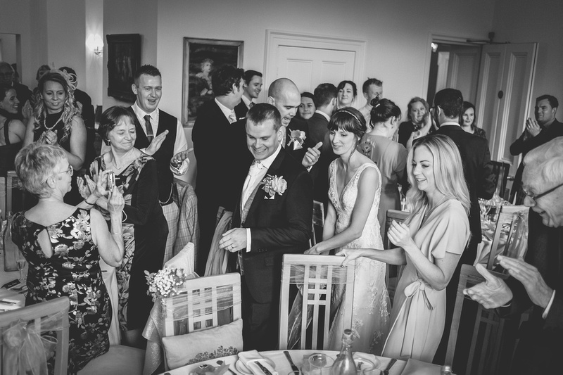 North Devon wedding