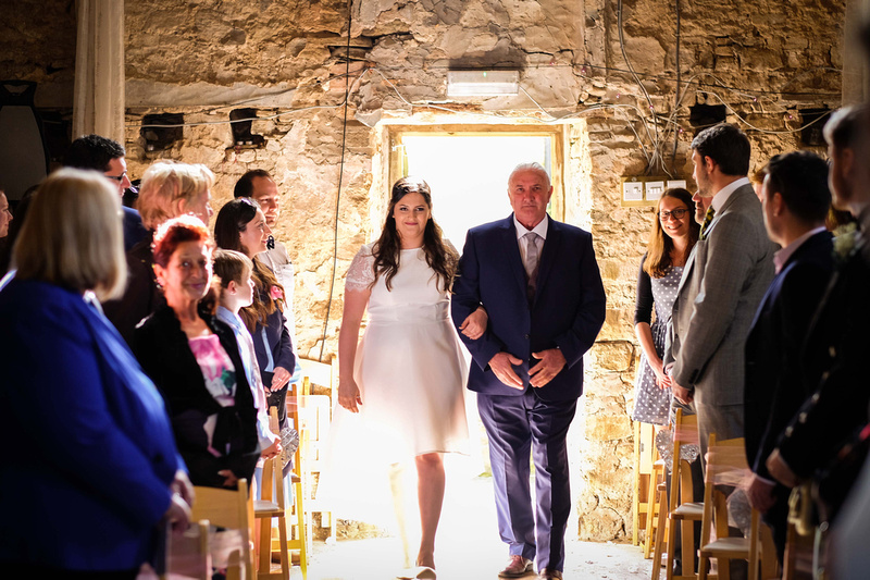 Gay North Devon wedding