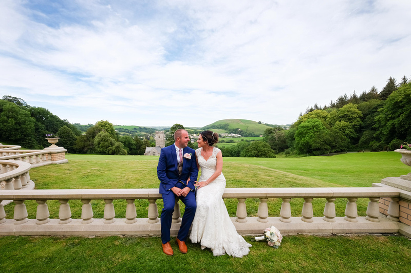 Tawstock Court wedding Barnstaple