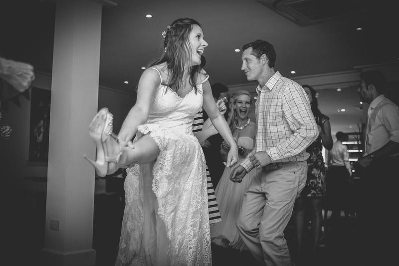 wedding at Saunton Sands Hotel