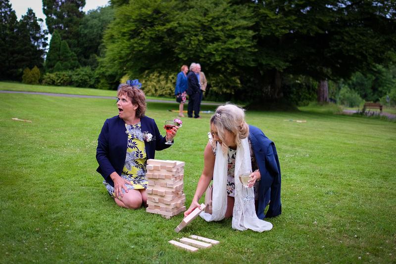 Northcote Manor wedding