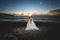 Louise & Charlotte wedding at Ocean Kave