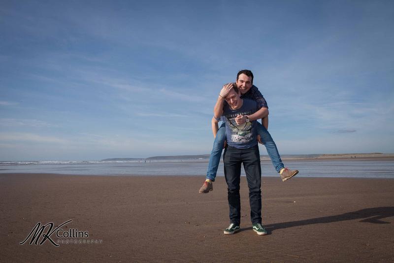 Pre Wedding Shoot, Westward Ho! Beach