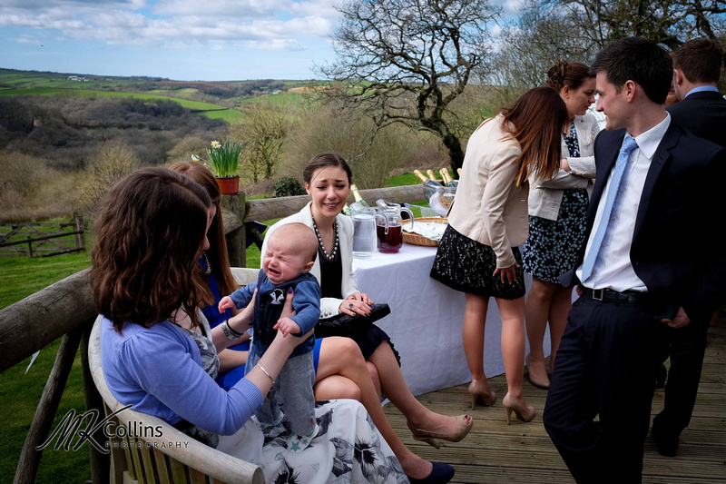 Country Ways Wedding, North Devon