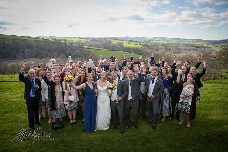 Country Ways Wedding, North Devon
