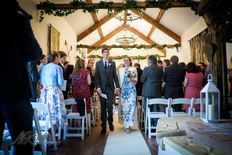 Philippa & Tim, wedding at Muddifords Court Country House, Cullompton