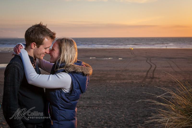 North Devon engagement shoot