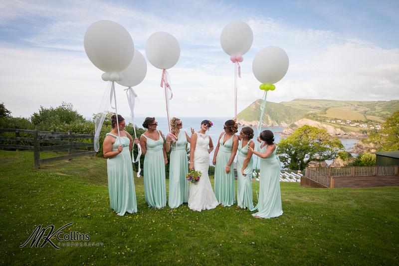 Sandy Cove wedding