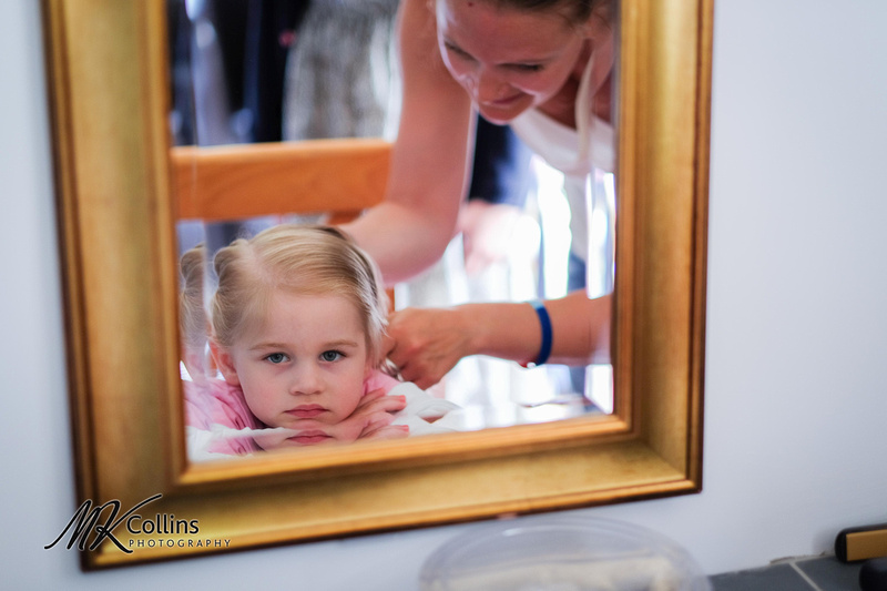 Broomhill wedding Devon
