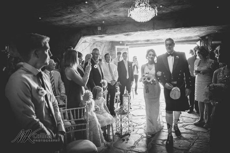 Wedding at Ocean Kave Westward Ho!