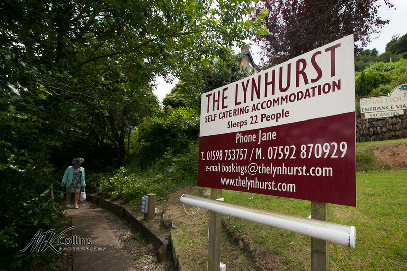 Lynhurst, Lynton Wedding