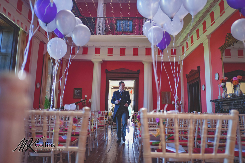 Wedding at Buckland House, Buckland Filliegh