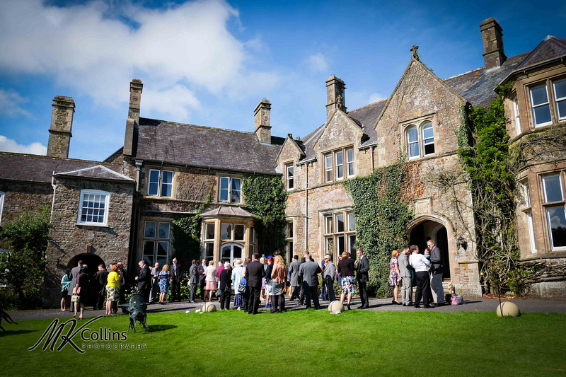 Northcote Manor wedding, Gay wedding, same sex marriage in north devon