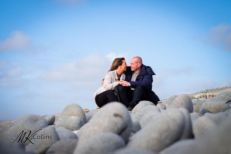 Pre wed shoot westward ho! beach