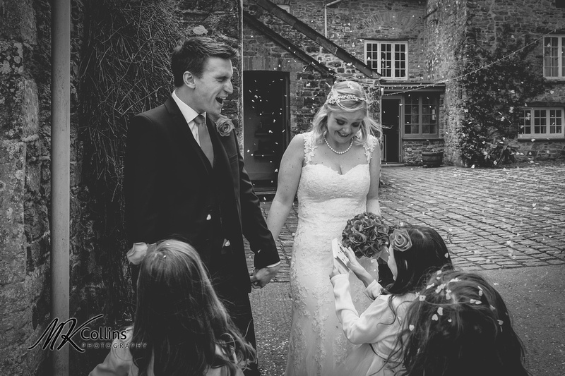 Ash Barton Estate wedding