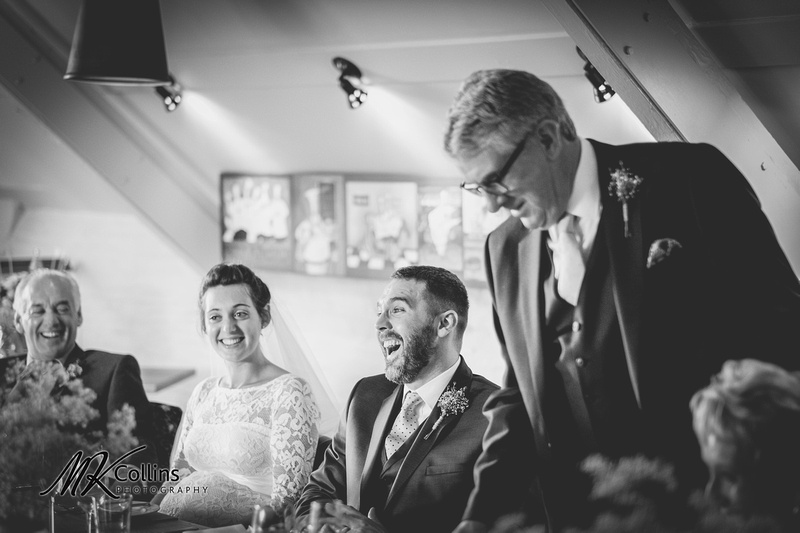 Wedding at Kentsibury Grange, North Devon