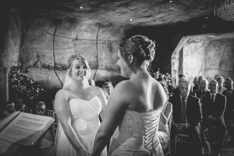 Ocean Kave wedding. Same sex wedding in Devon