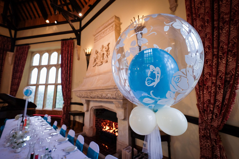 wedding at Woolhanger Manor North Devon