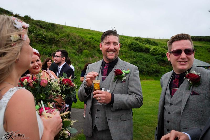 Wedding at Ocean Kave