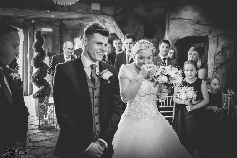 Ocean Kave , North Devon wedding