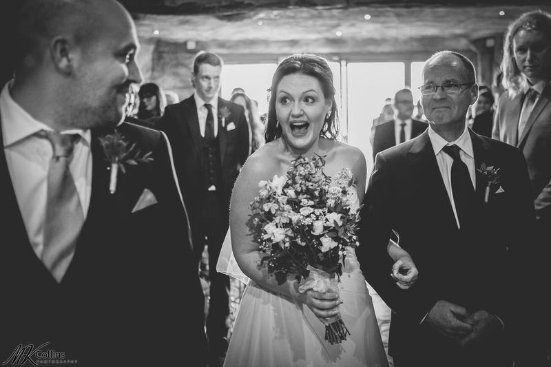 North devon weddings in 2017 shot by MK Collins Photography