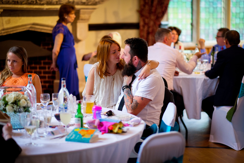 wedding at Woolhanger Manor North Devon