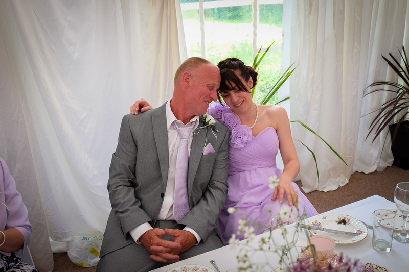 wedding at Beaconside House, North Devon