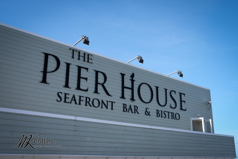 The Pier House wedding, Westward Ho!