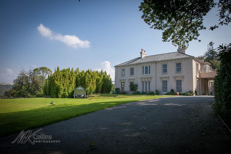 Hallsannery House Bideford