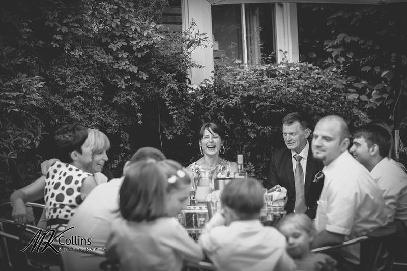 Broomhill wedding North Devon