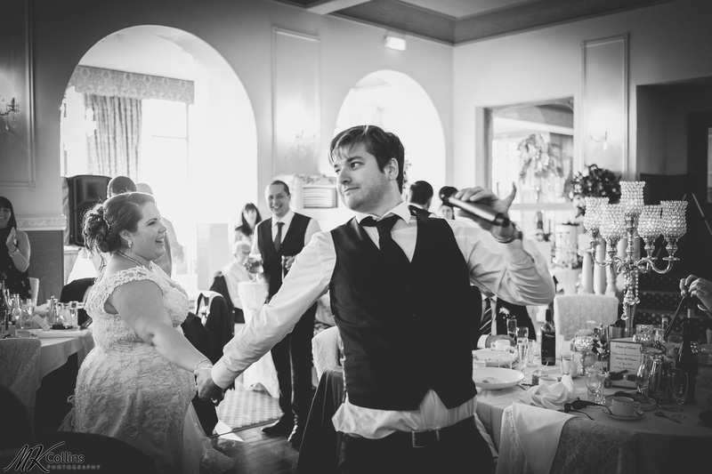 Wedding at Woolacombe Bay Hotel