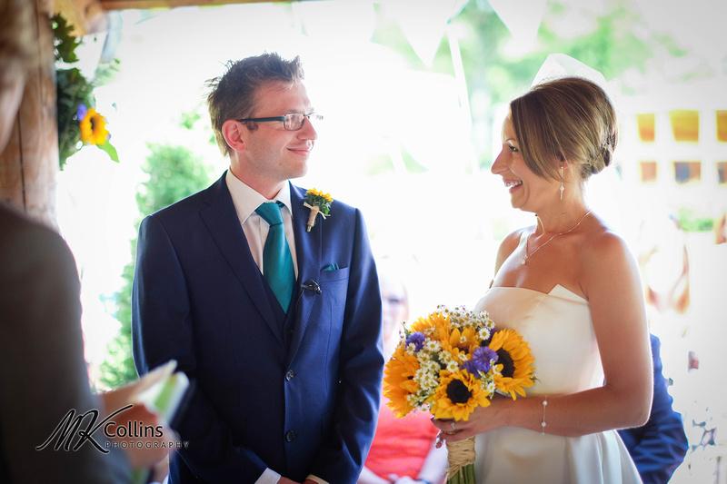 RHS Rosemoor wedding