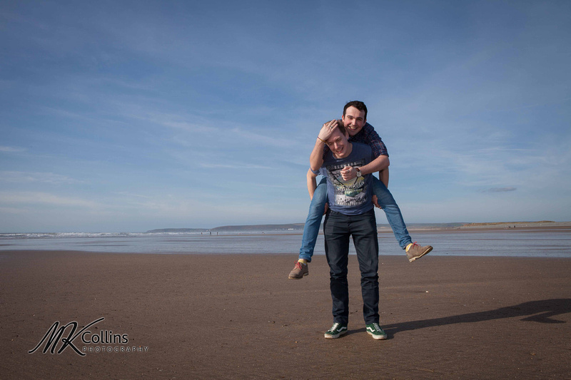 Pre Wedding Shoot, Westward Ho! Beach