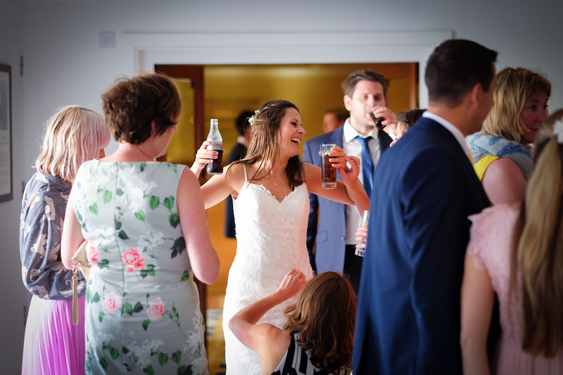 wedding at Saunton Sands Hotel