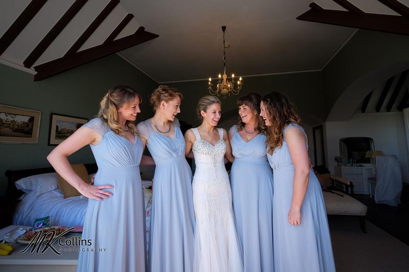 Wedding at Pickwell Manor, North Devon