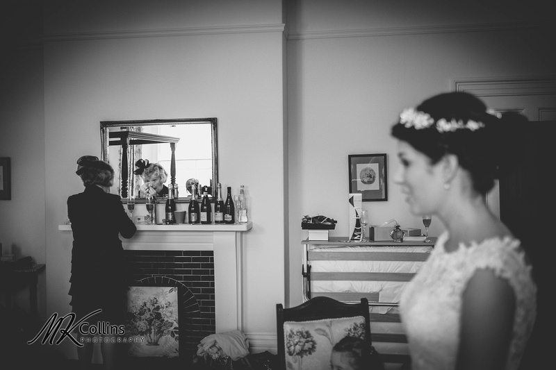 Wedding at Hallsannery, North Devon