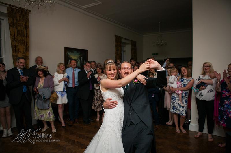 Wedding at Hallsannery